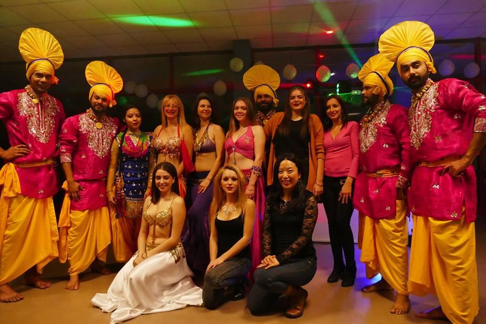 Agir Ensemble AGS et sa Soirée Bollywood : Un grand succès à Montceau-les-Mines