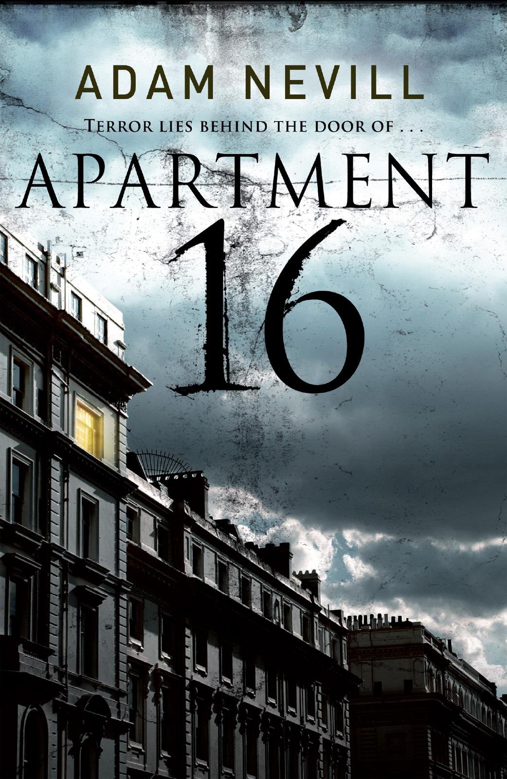 Apartment 16 - Adam Nevill