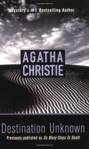 Destination unknown - Agatha Christie