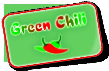 Le Green Chili propose des cafés, boissonset repas suspendus
