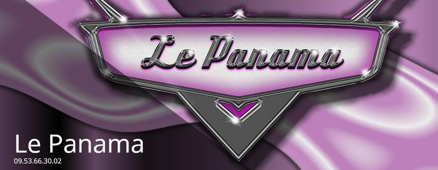 NOUVEAU SITE : LE PANAMA
